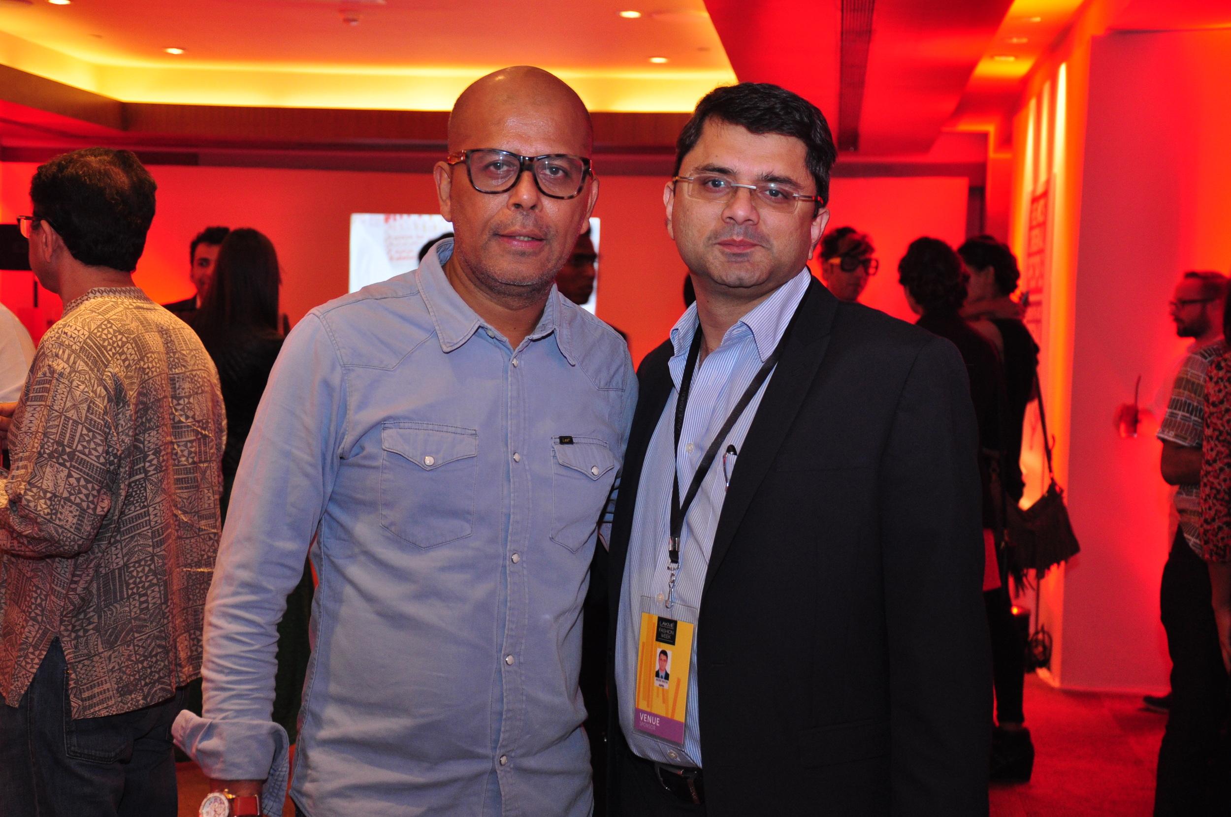 Narendra Kumar & Jackie Matai
