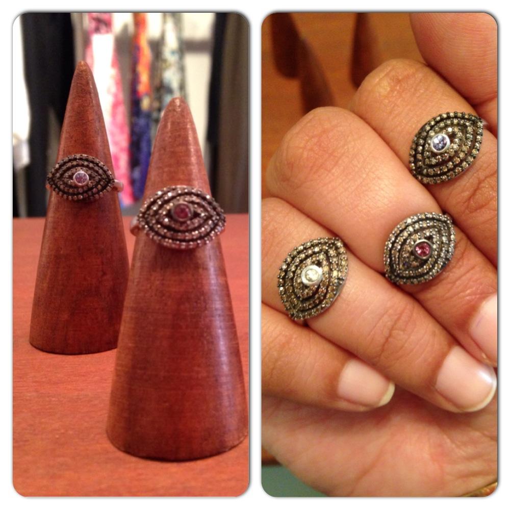 Amhara Rings