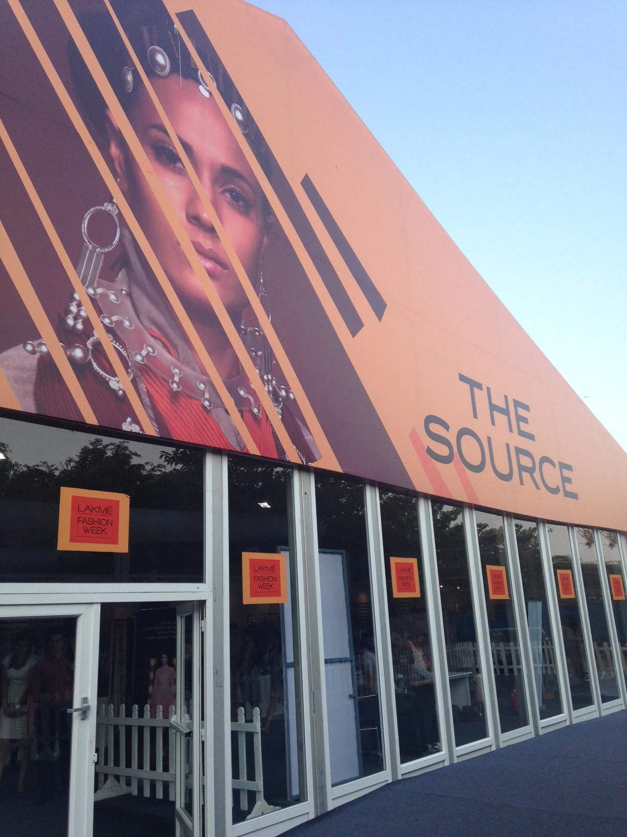 The Source - Lakme Fashion Week Summer/Resort 2014