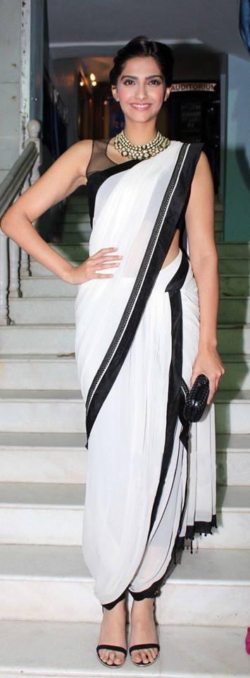 Sonam Kapoor in Tarun Tahiliani