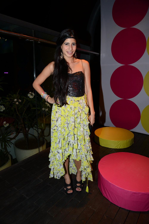 Sonia Mehra in Surily Geo