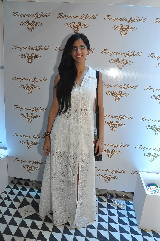 Designer Nishka Lulla at the T&G launch.JPG