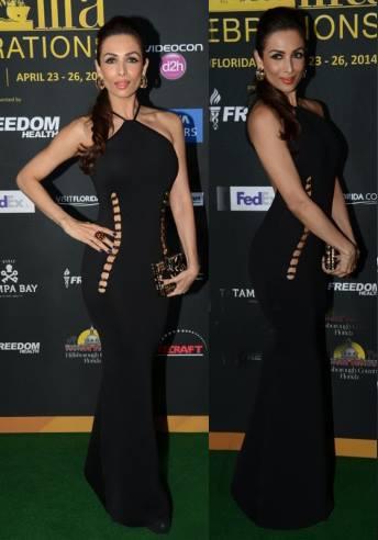 Malaika Arora Khan in Shivan & Narresh