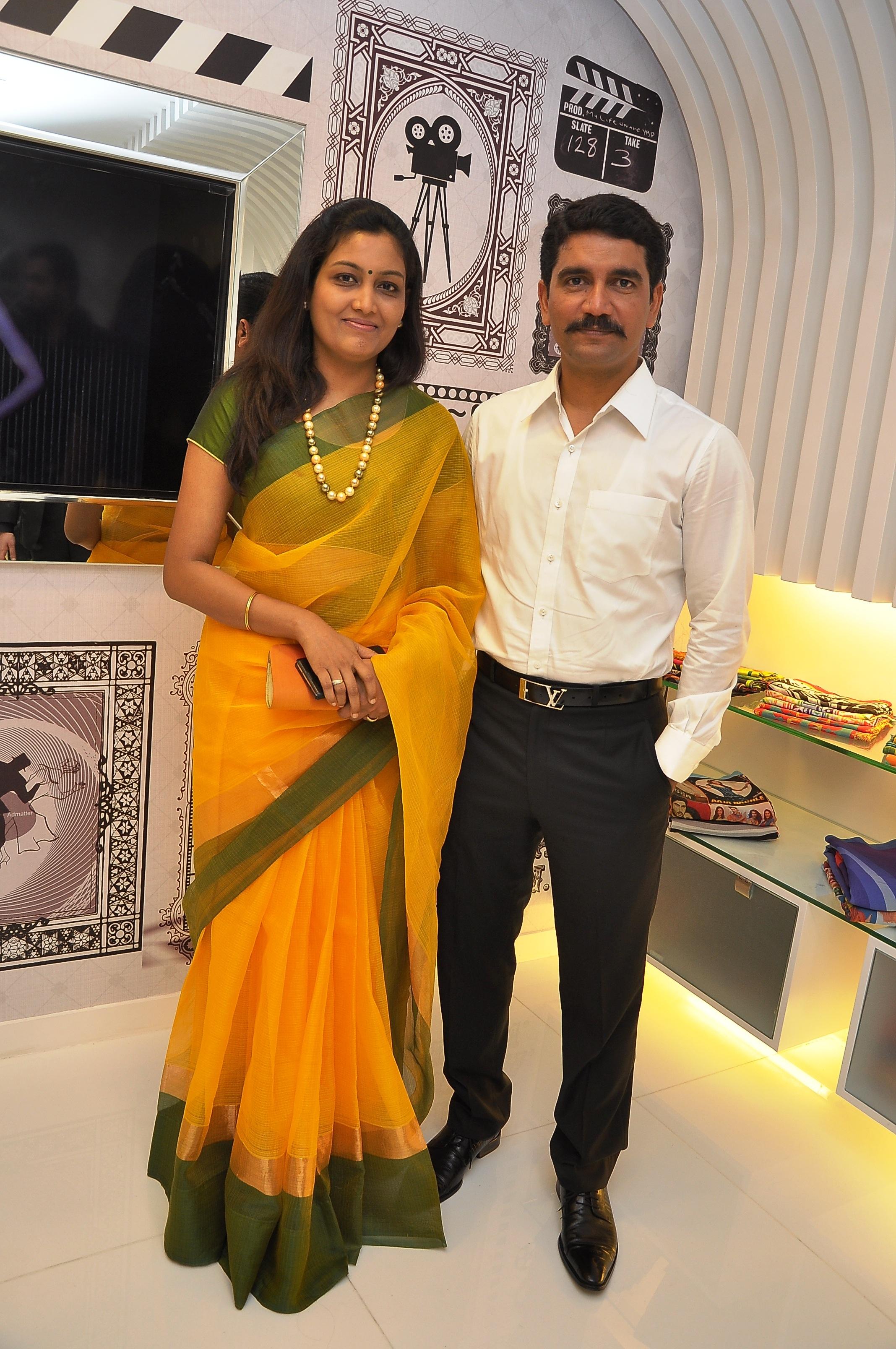 Mrs & Mr. Vishwas Nangre Patil