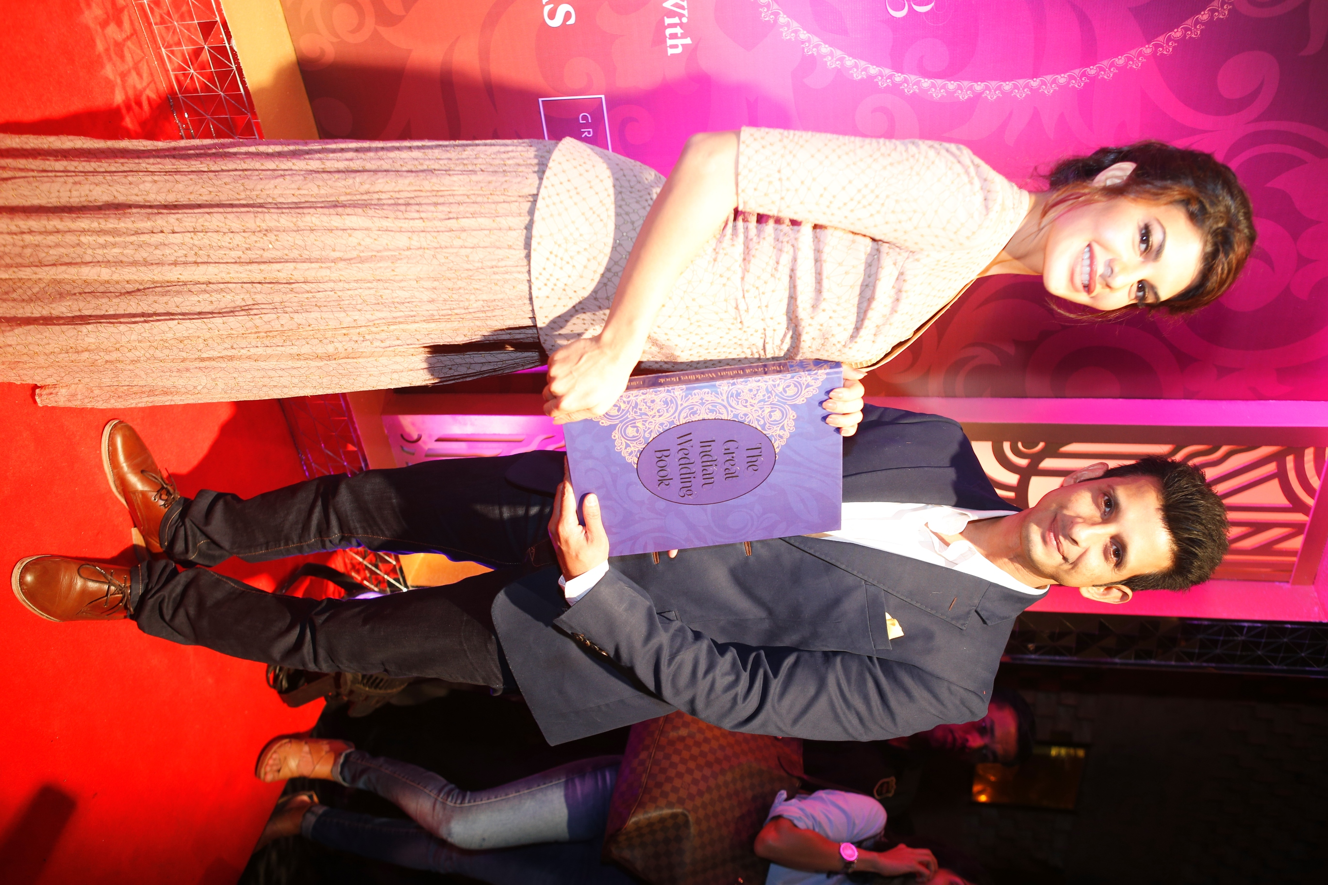 Jacqueline Fernandez & Sharman Joshi