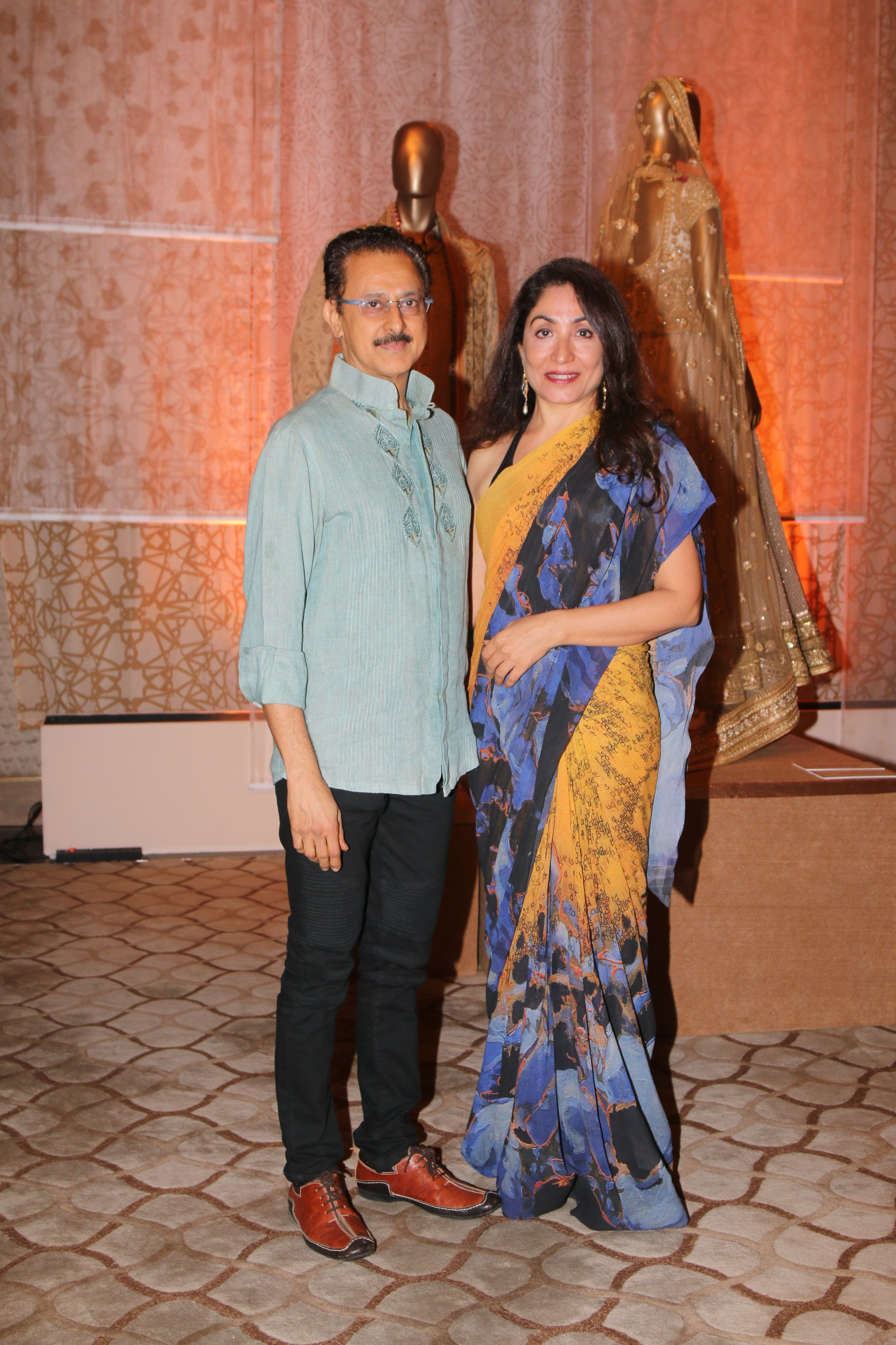 Jaideep and Seema Mehrotra