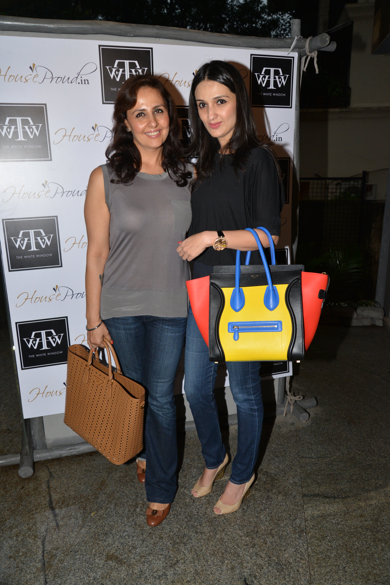Alka Hiranandani and Anu Dewan