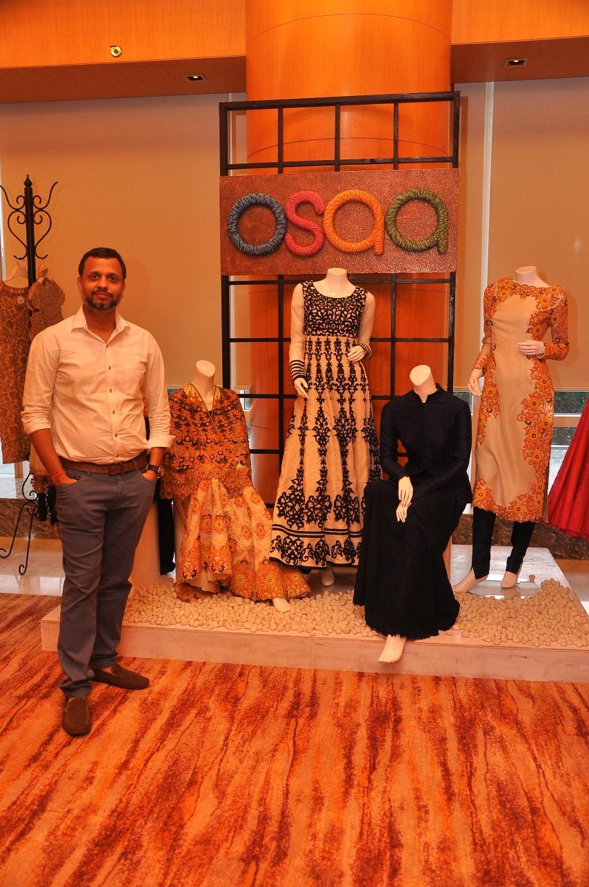 Mr. Adarsh Makharia, Creative Director OSAA.JPG