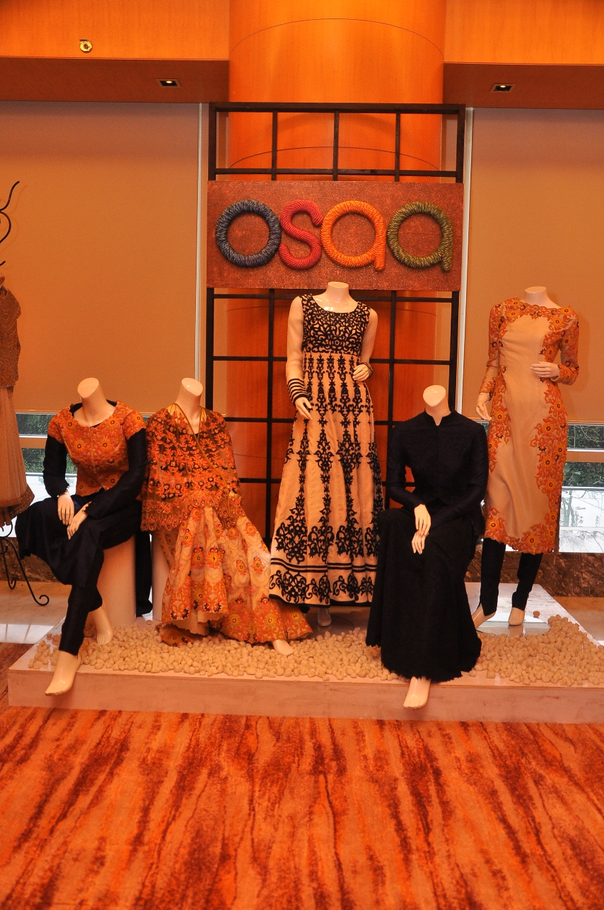 Launch of OSAA's FW'14 Collection at Four Seasons.JPG