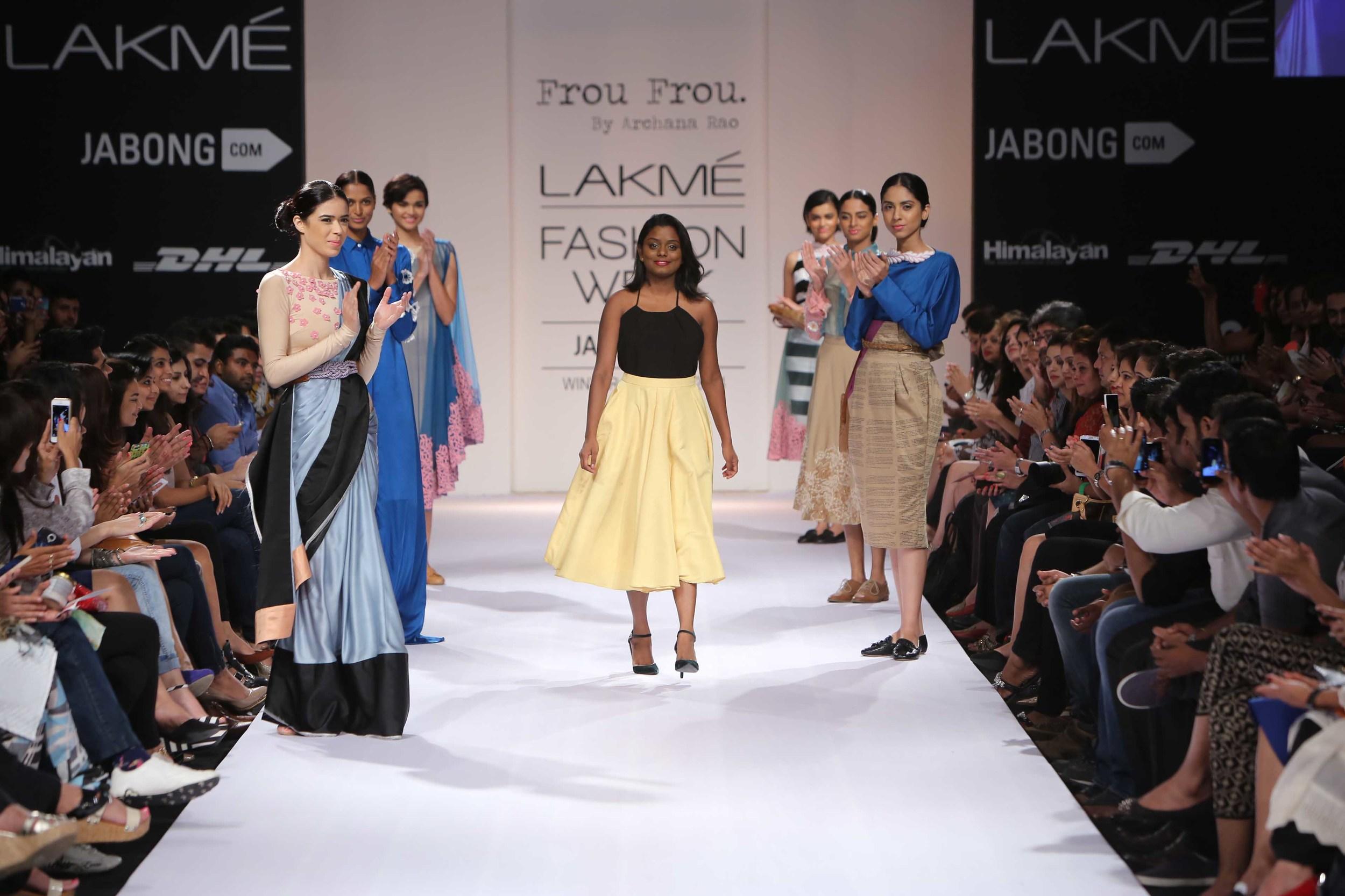 Frou Frou by Archana Rao