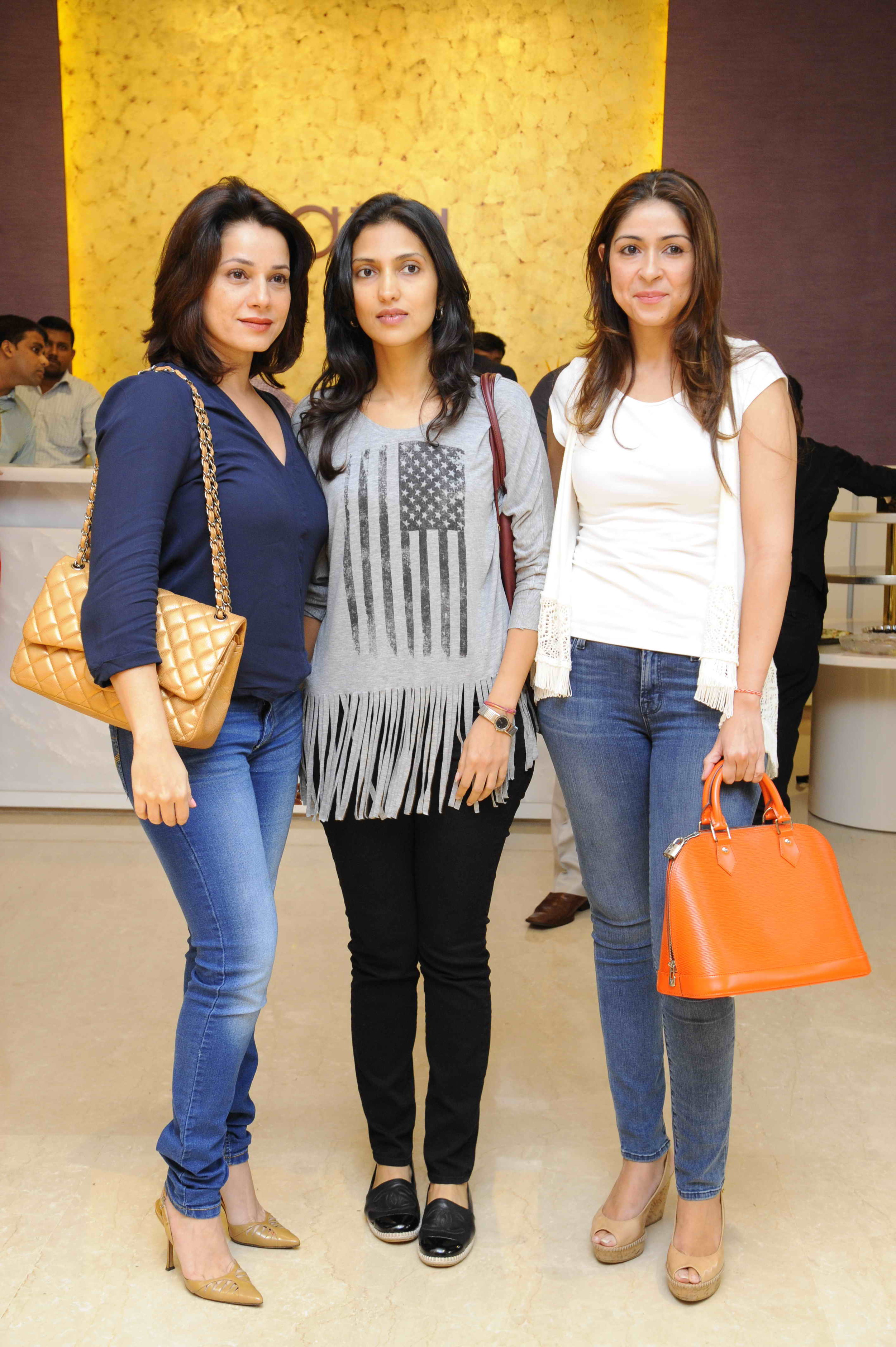 Neelam Soni, Dolly Sidhwani and Bhavna Pandey