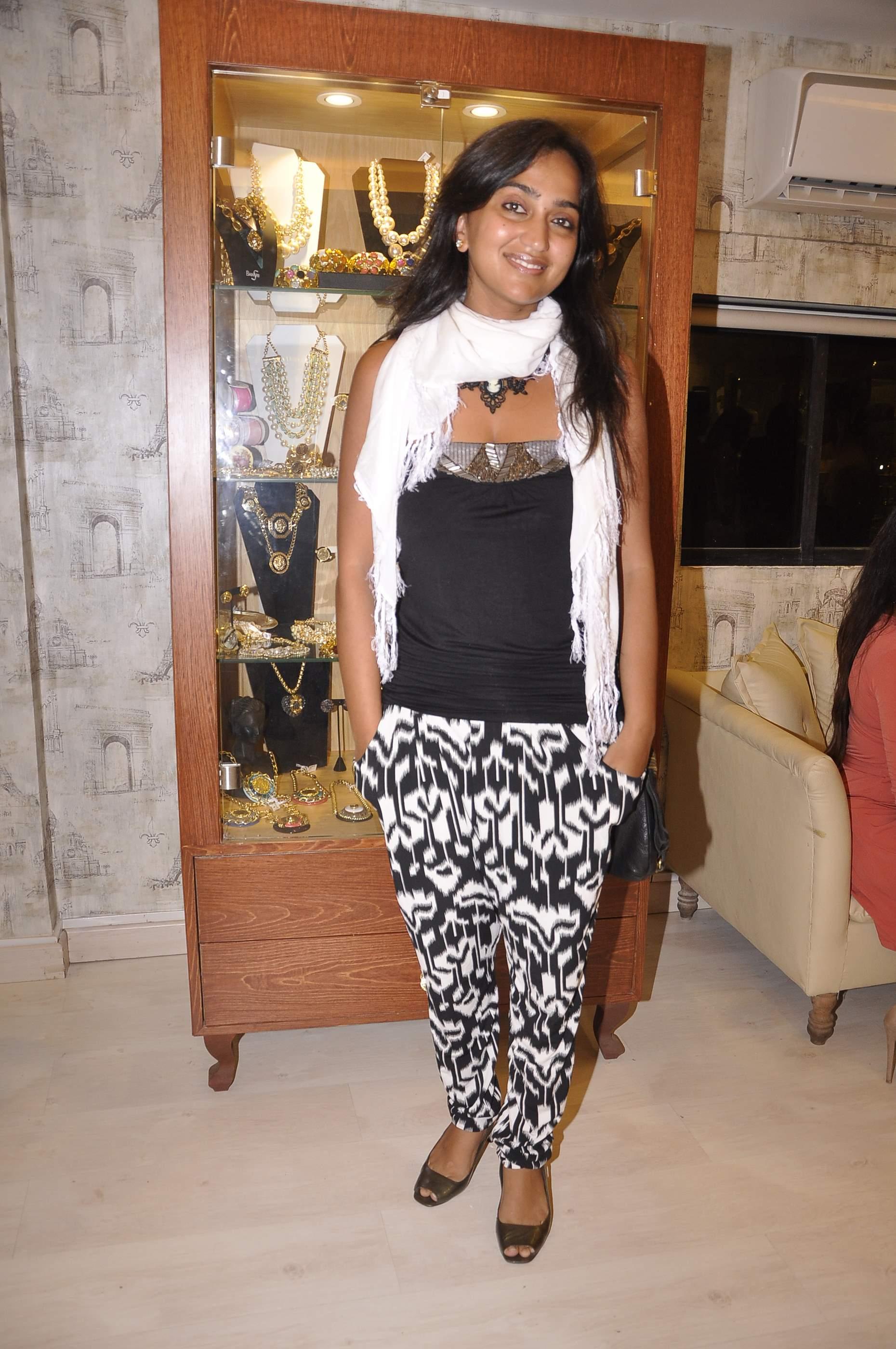 Priyanka Oberoi at Bansri Mehta preview
