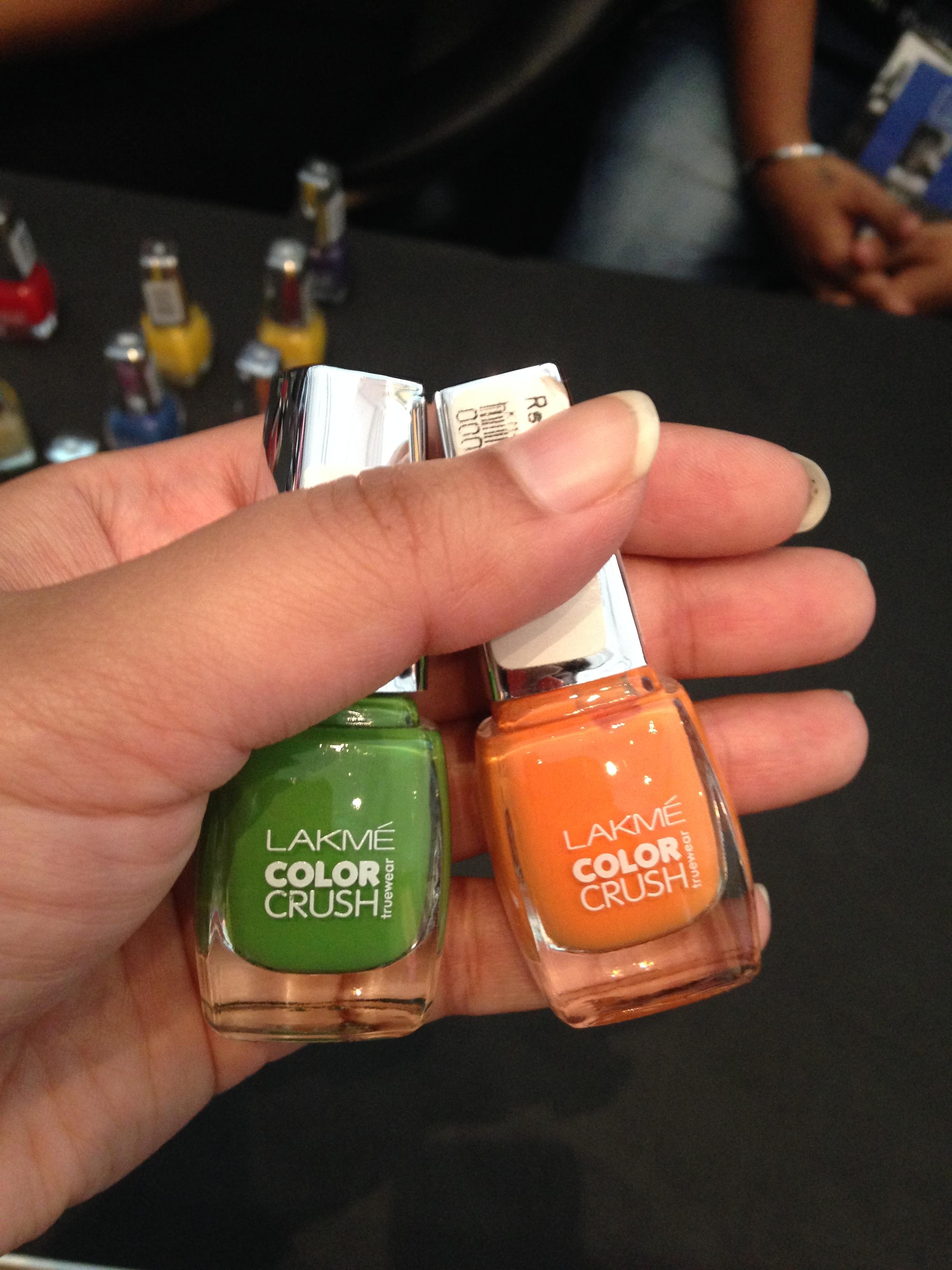Green 54 and Orange 52