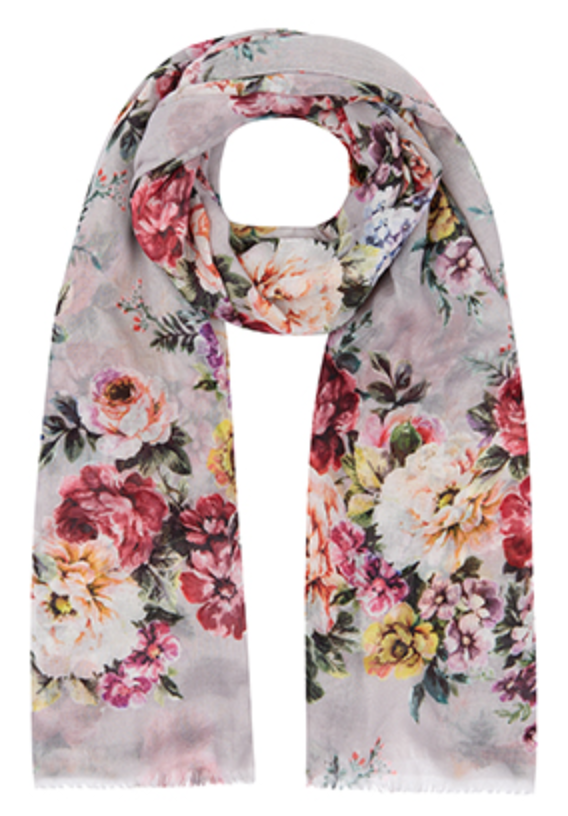 Bloom Floral Candy Stole