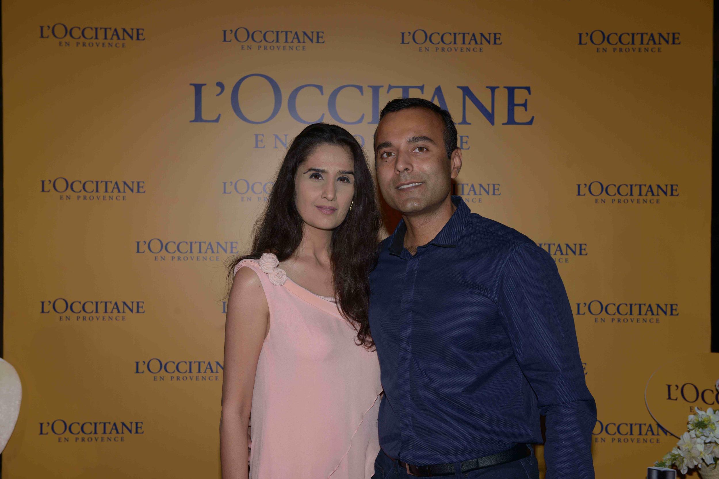 Monisha and Rohan Lepps