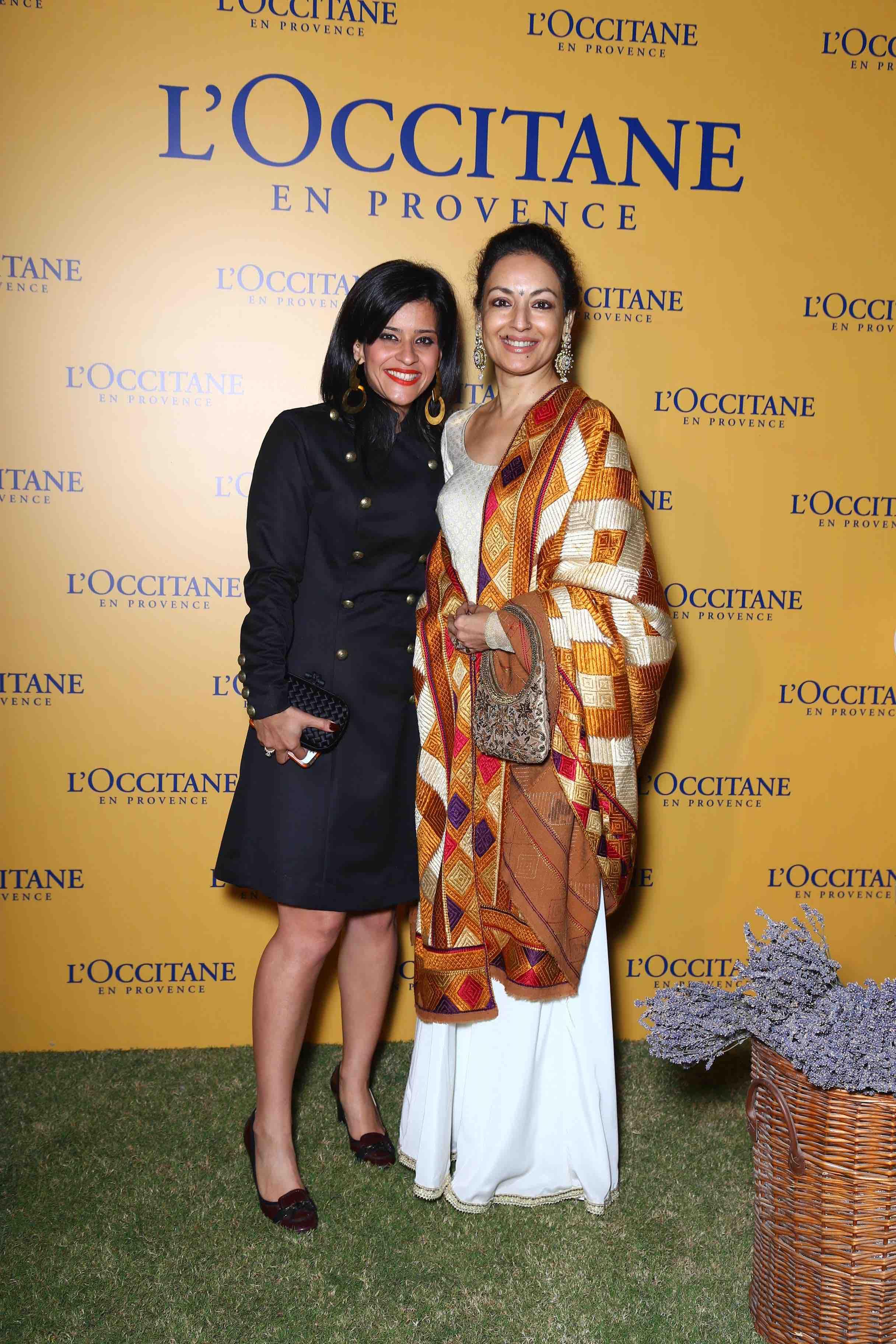 Rima Mehra with Neesha Singh