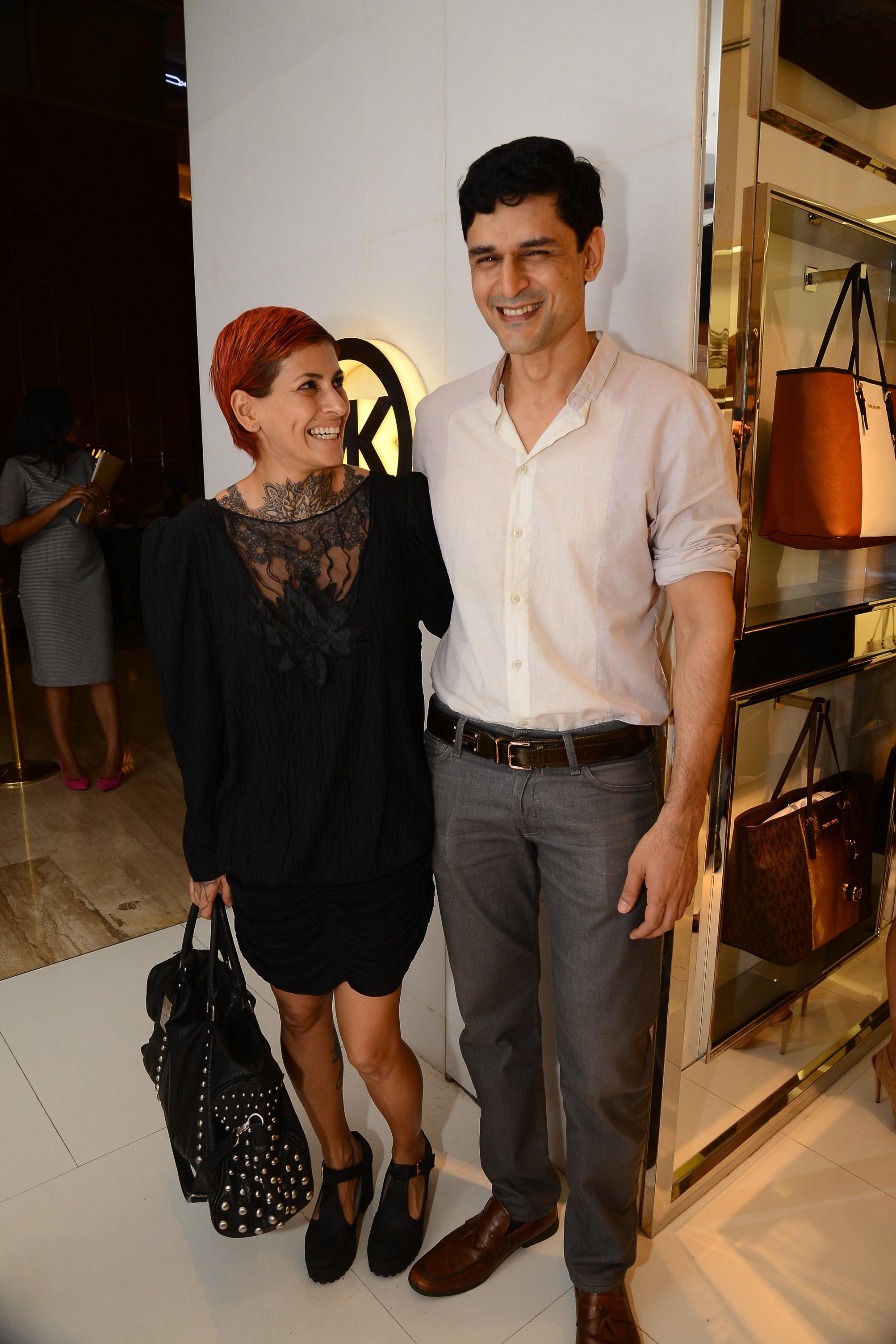 Sapna Bhavnani and Niketan Madhok