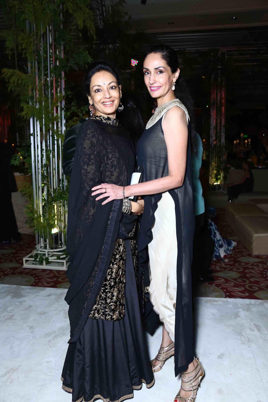 Nisha Singh and Simar Duggal