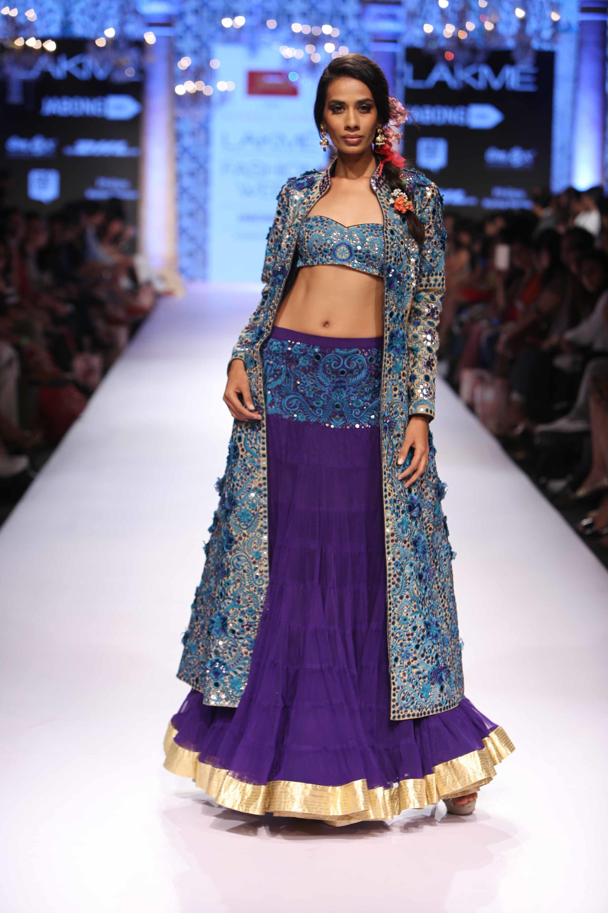 Suneet Varma - Lakme Fashion Week Summer/Resort 2015