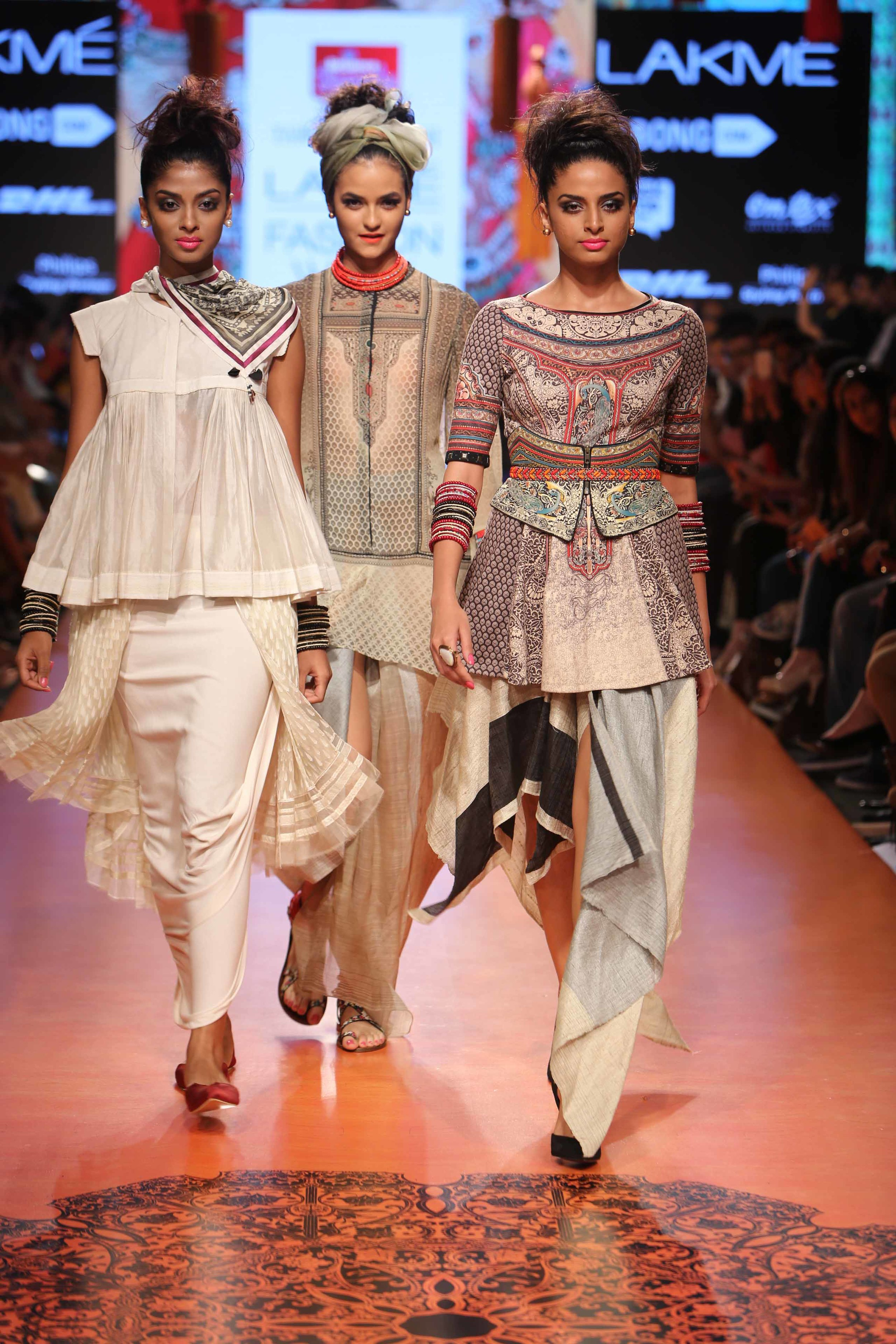 Tarun Tahiliani Lakme Fashion Week Summer/Resort 2015