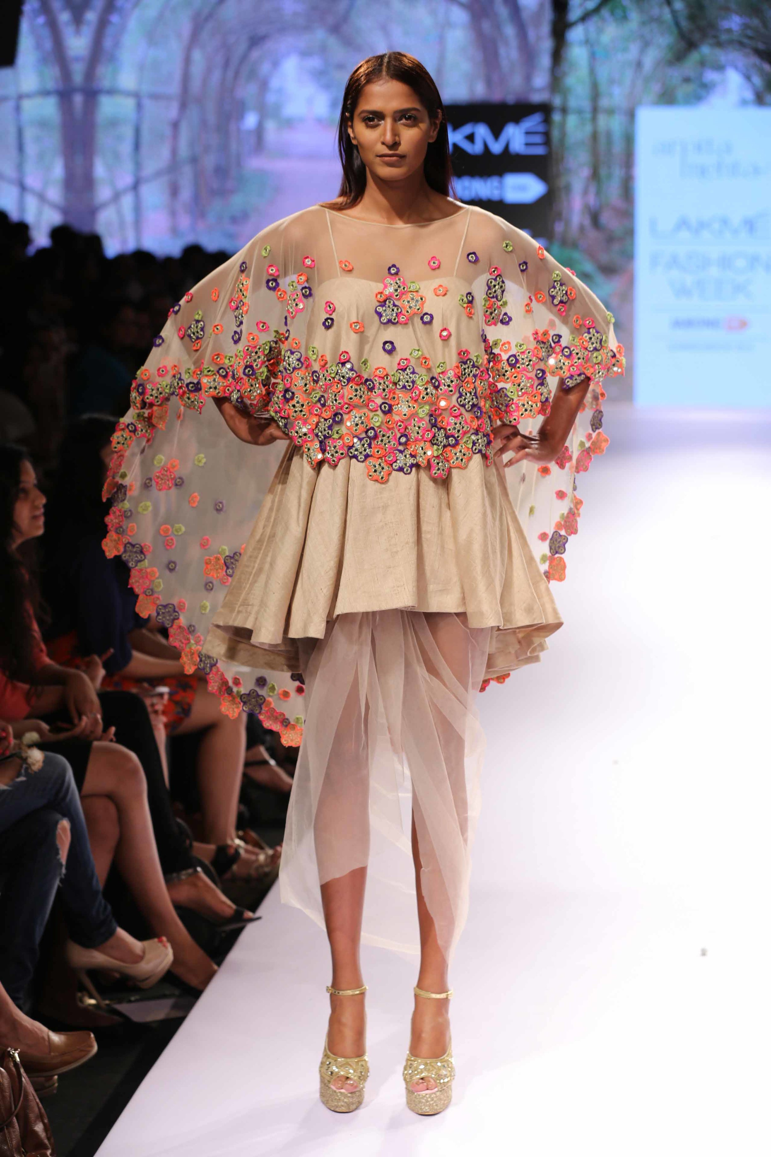 Arpita Mehta - Lakme Fashion Week Summer/Resort 2015