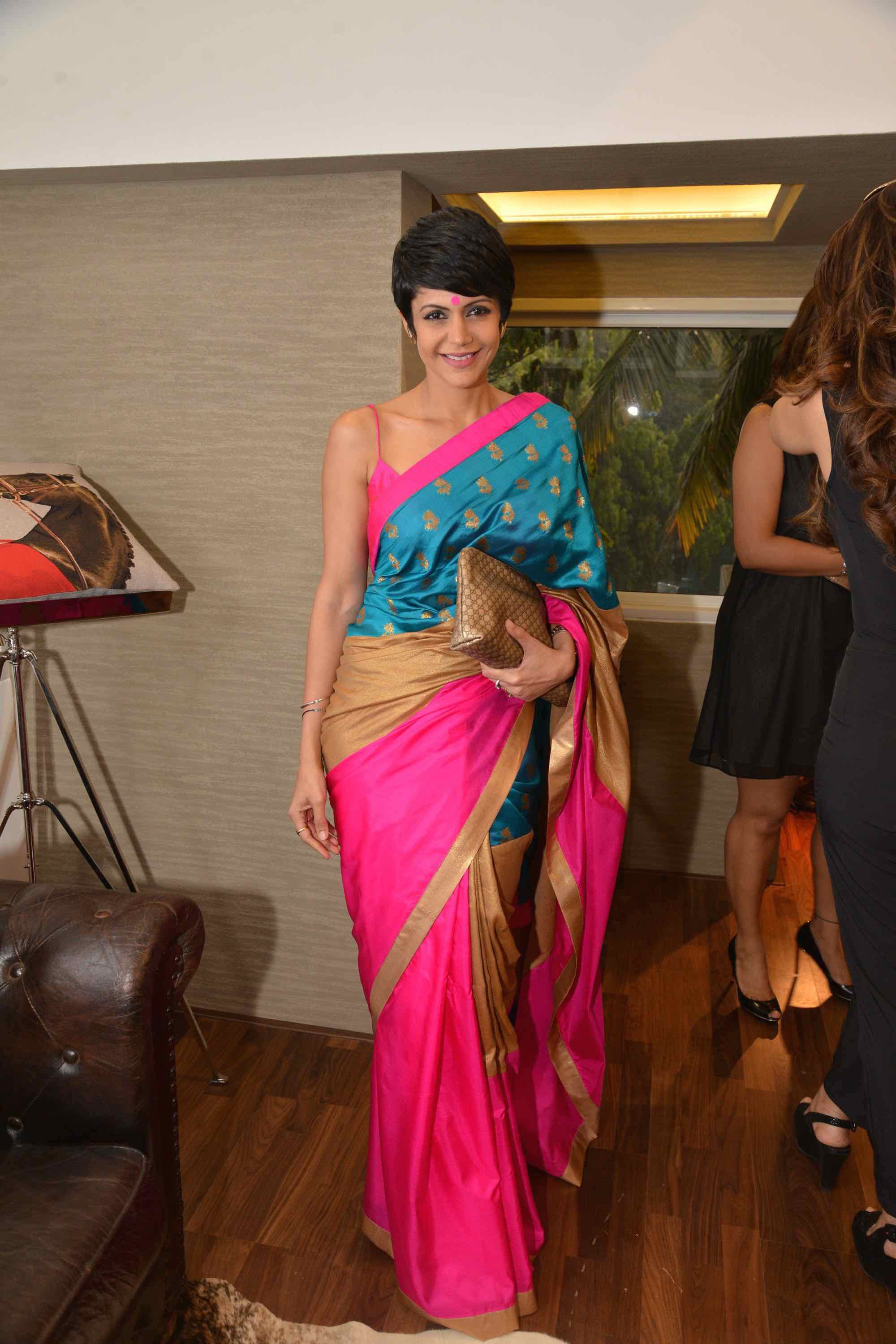 Mandira Bedi At The Villeroy & Boch High Tea