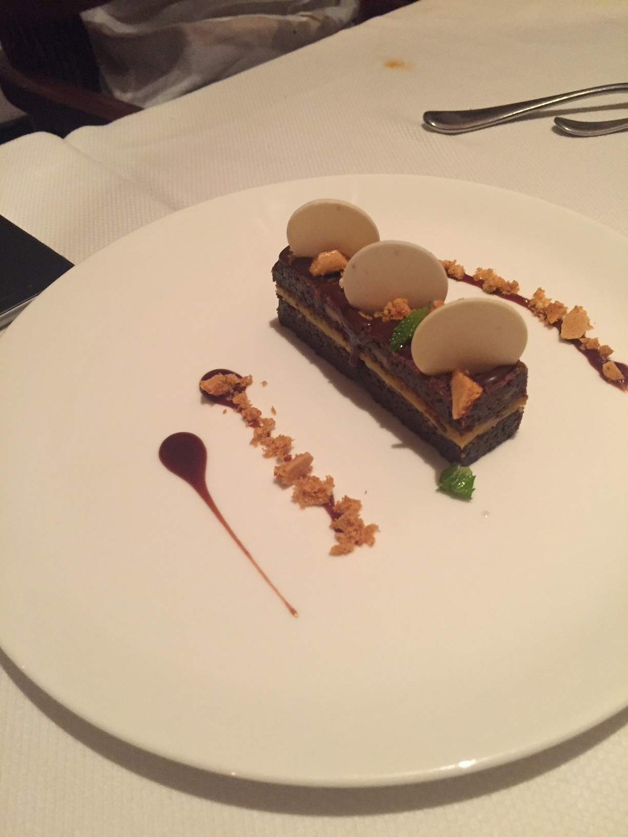 Walnut Chocolate Brownie, Salted Chikki, Boondi Cheesecake