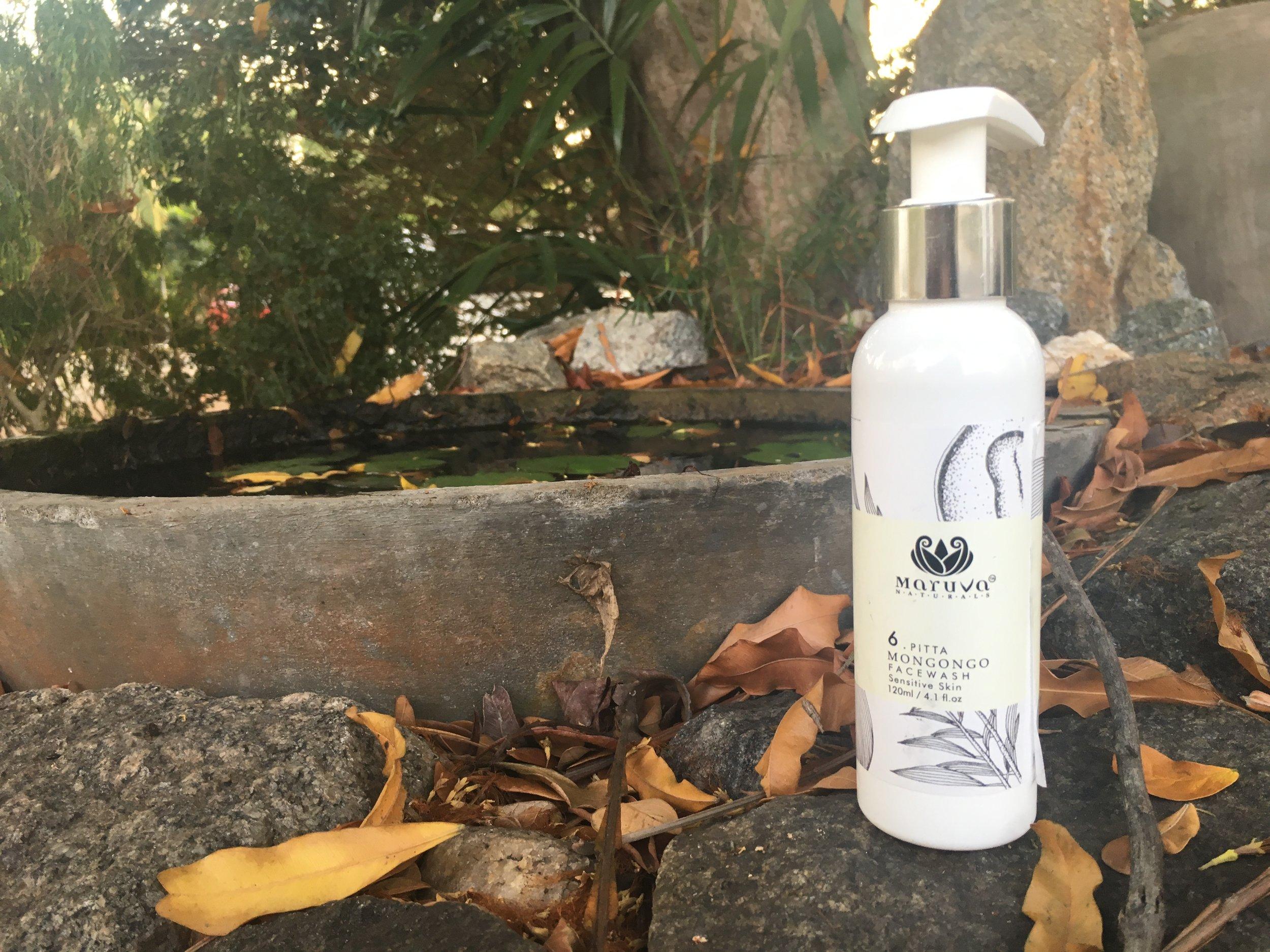- MONGONGO Facewash for sensitive skin