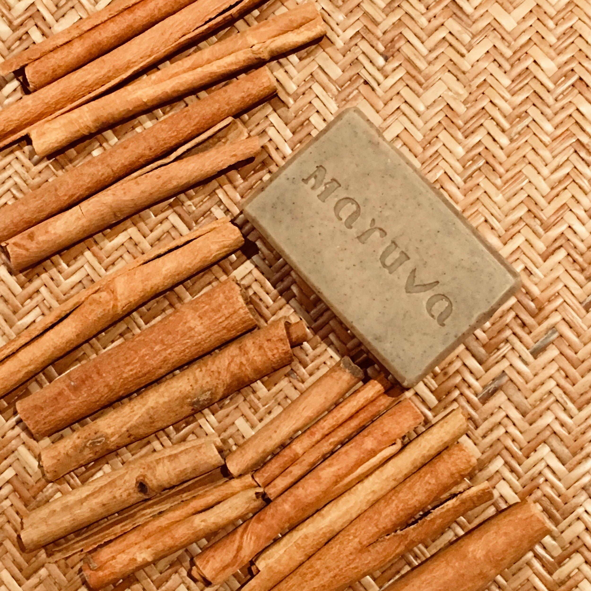 - Cinnamon Soap