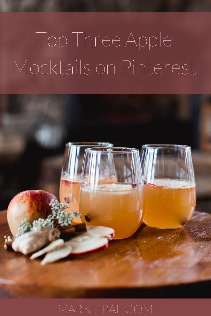 Top Three Apple Mocktails on Pinterest.png