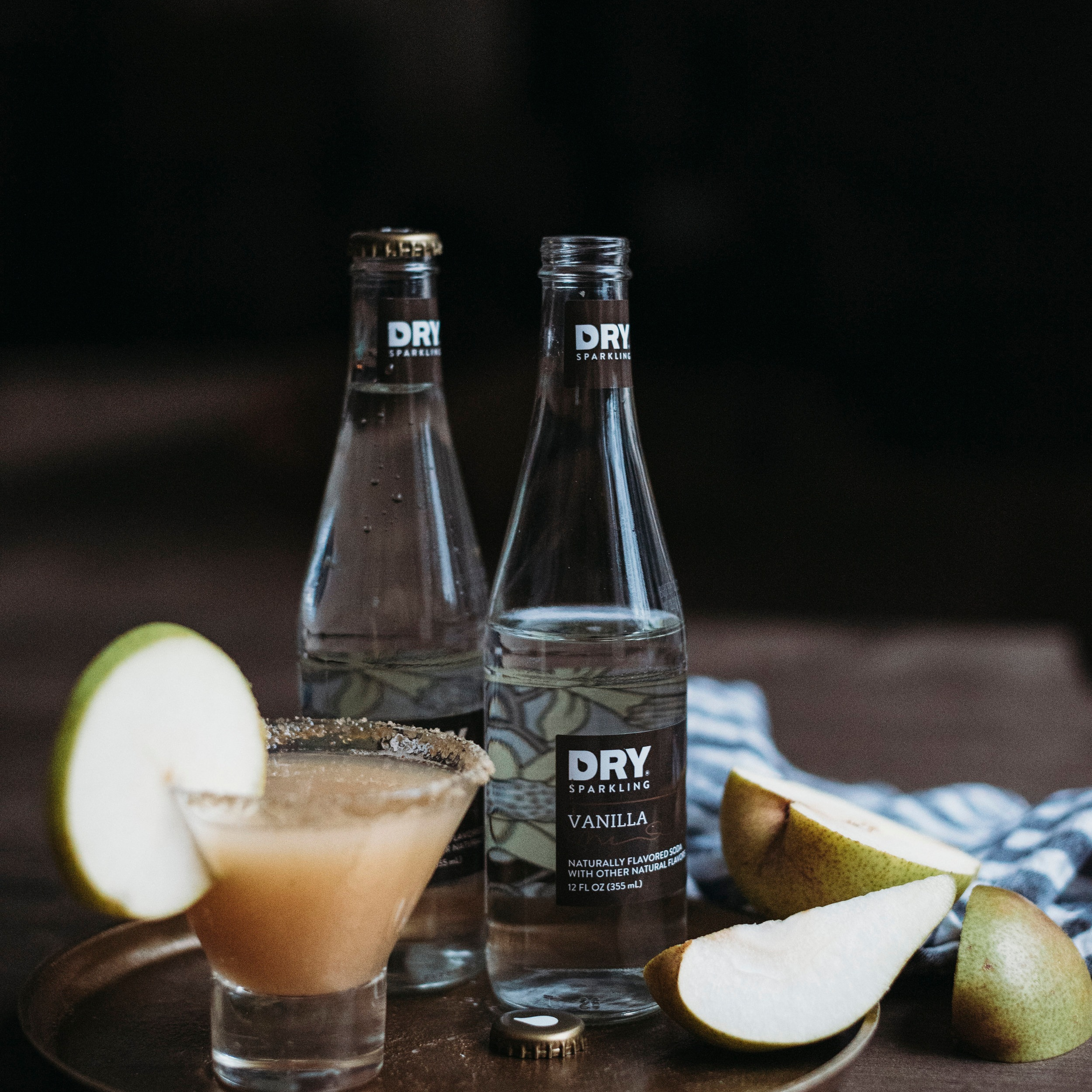 Featured Recipe: Ginger Pear Perfection - Perfect for the winter season, the Ginger Pear Perfection surprises with a pear base and a touch of cardamom and vanilla.