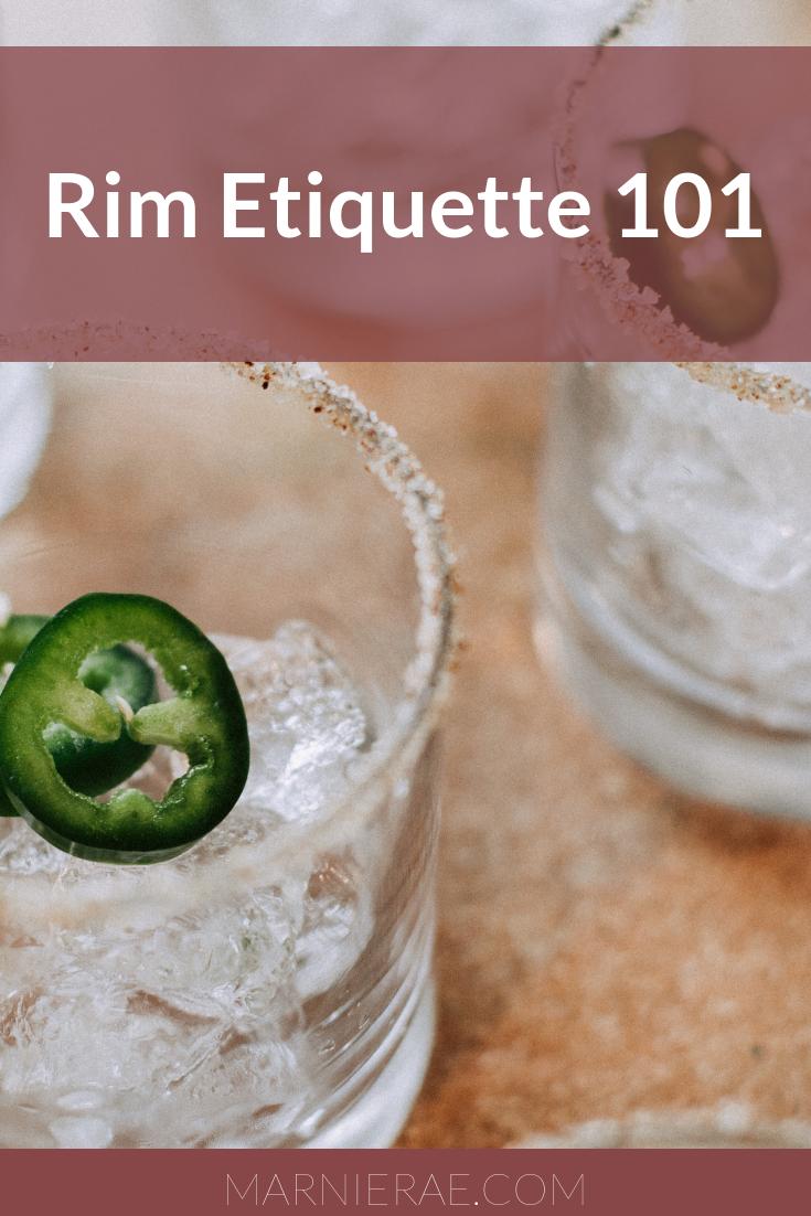 Rim Etiquette 101