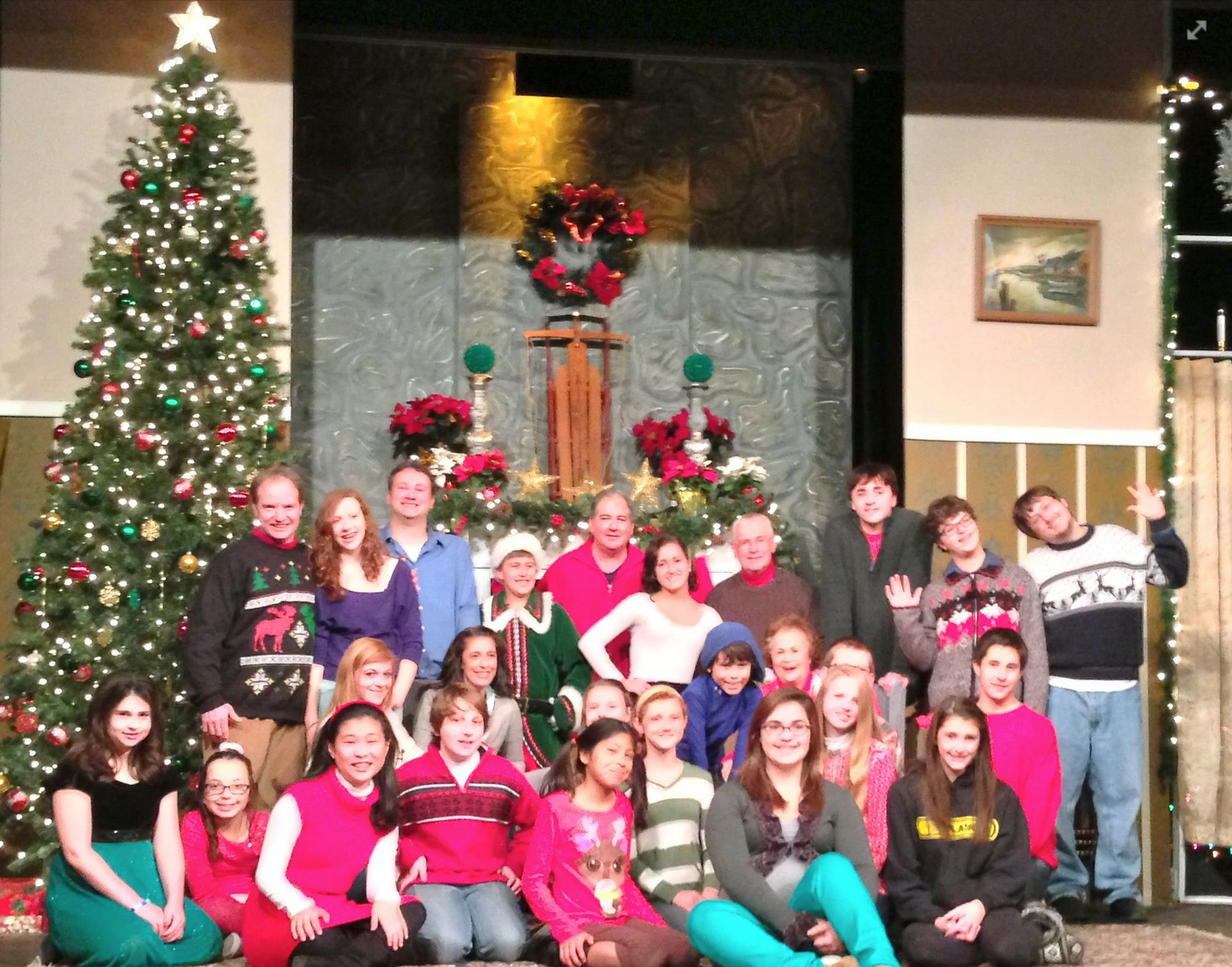 CHRISTMAS REVUE '12