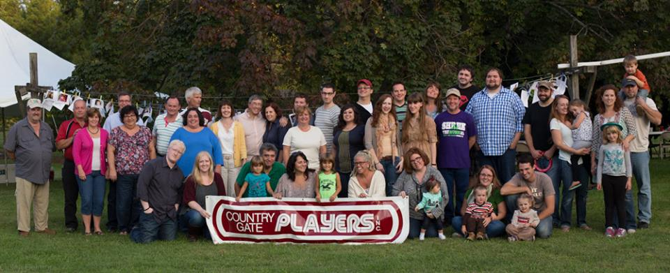 Country Gate members picnic (2014)