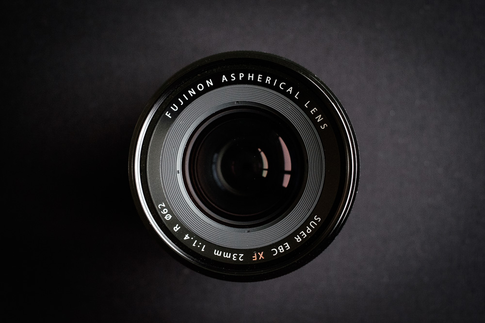 Fujinon 23mm 1.4
