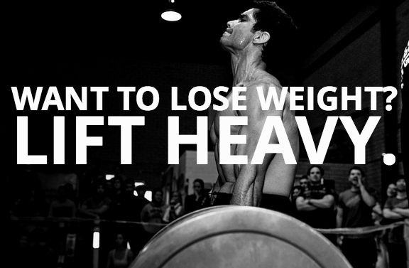 lift heavy