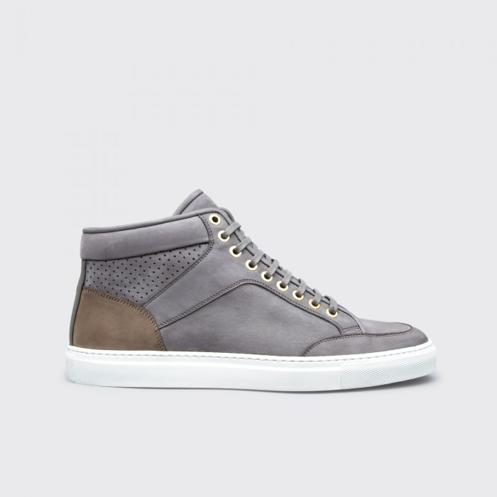High Top Alloy/Desert Taupe