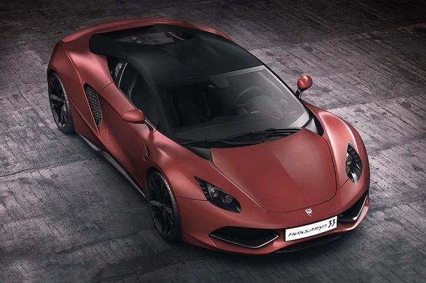 Exclusive Arrinera- Hussarya Supercar
