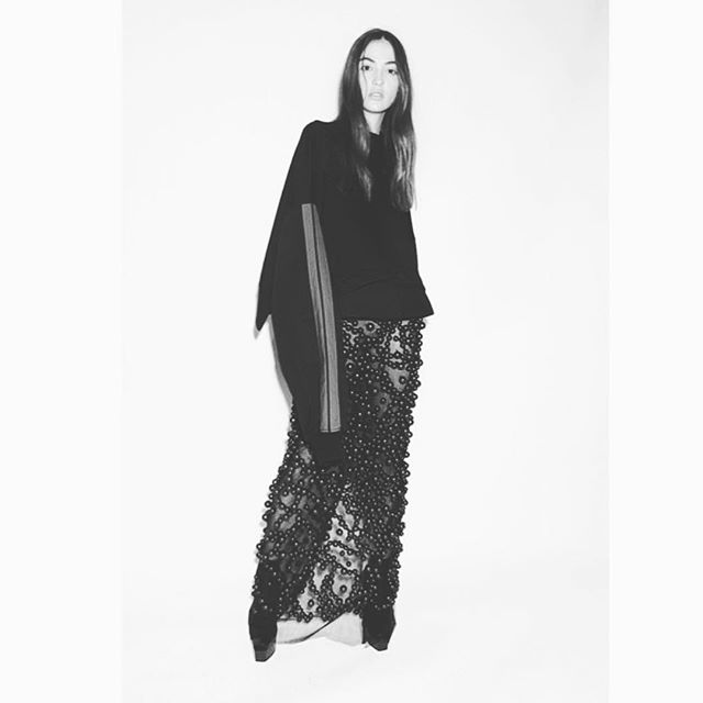 A little morning black on black inspiration. #repost #fashion #love #DC #culture #skirt #verawang #designer #fashionblogger