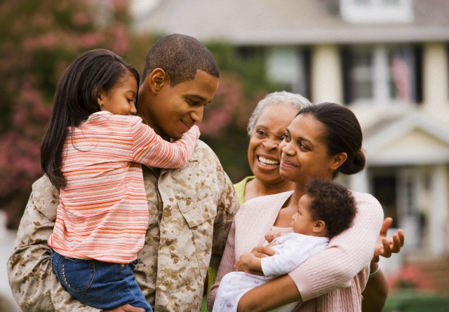 Marine Dad and Girls.JPG
