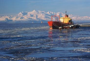 Port Anchorage, Alaska