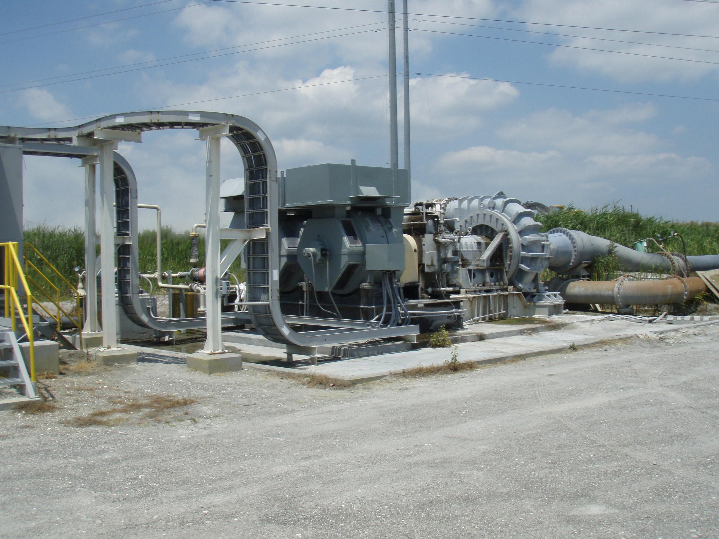 Slurry Pumping System