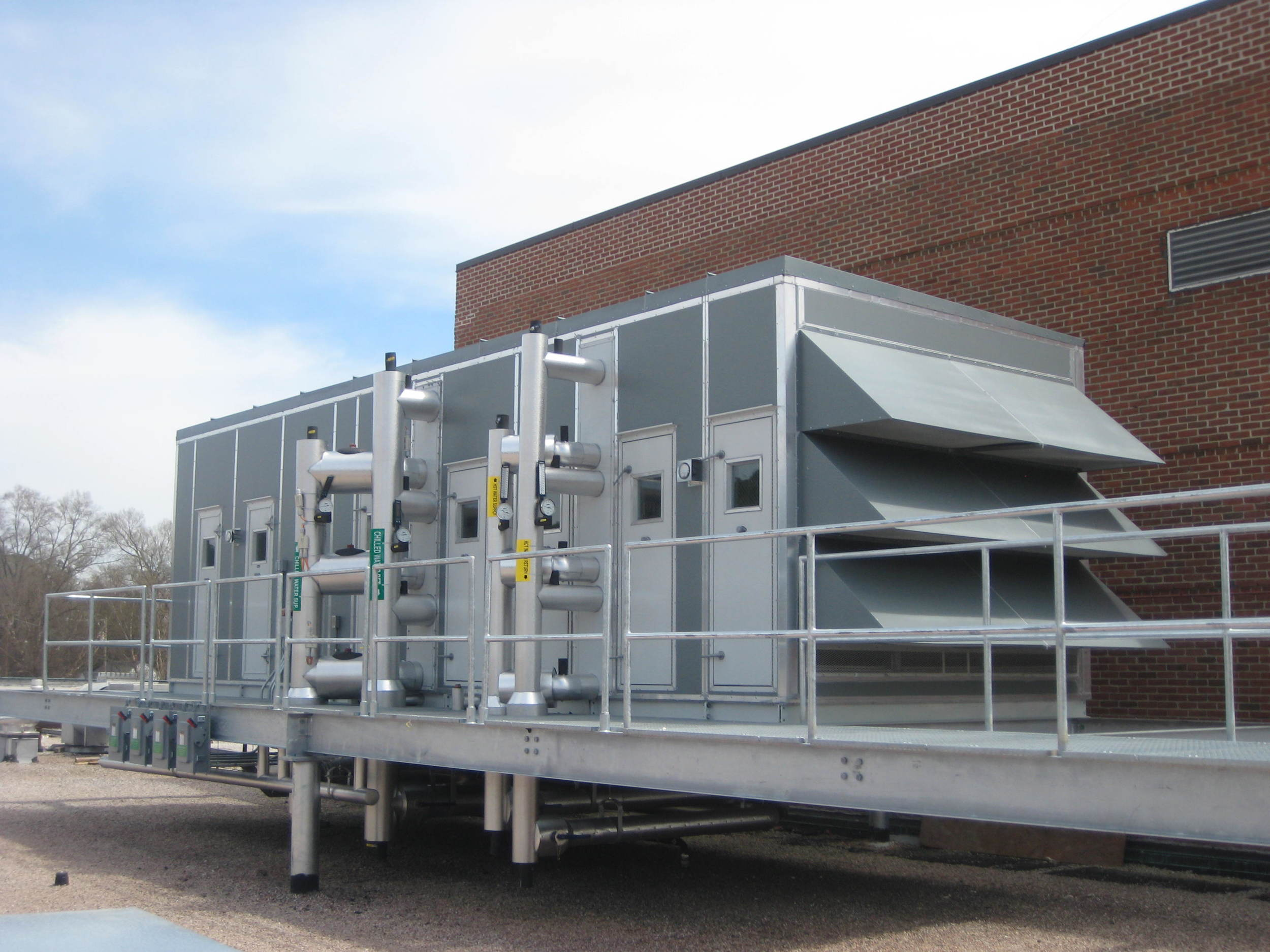 Healthcare Air Handling Systems