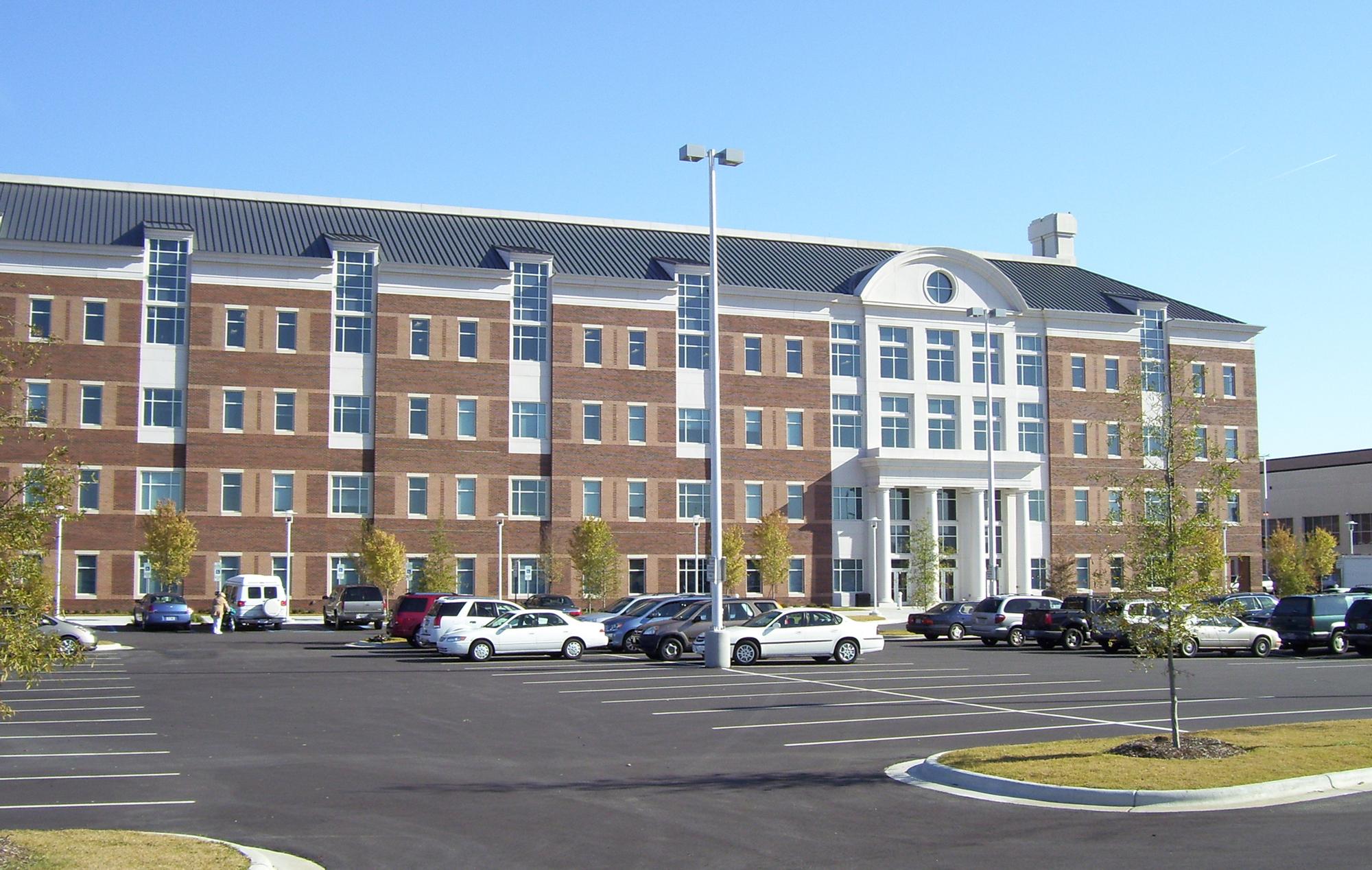 Campus Site Design