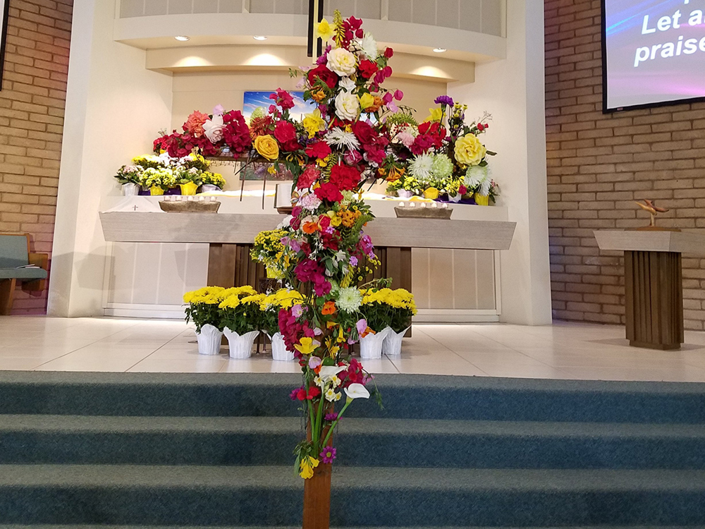 Easter Sunday - April 1, 2018