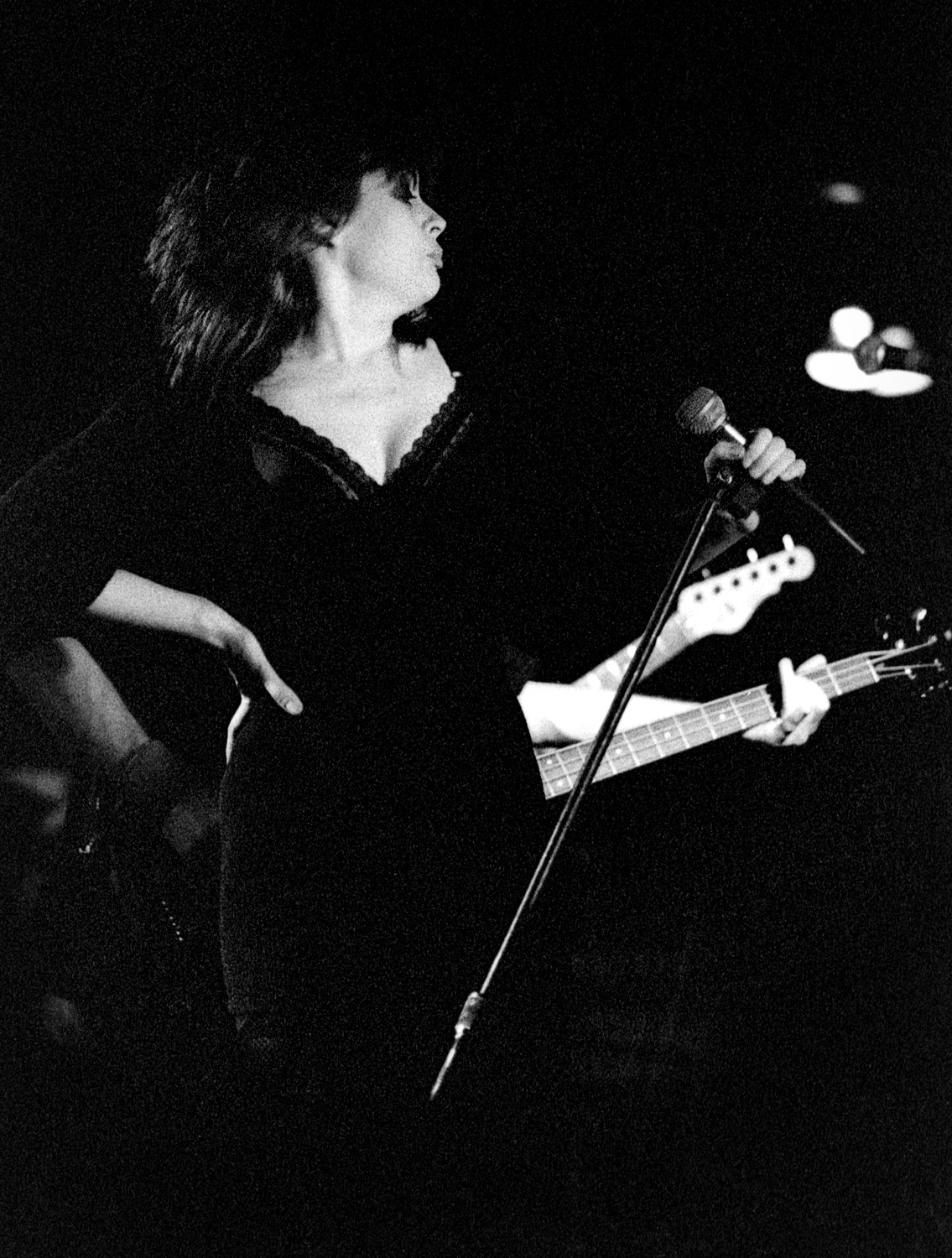 The late Chrissy Amphlett, of Divinyls.