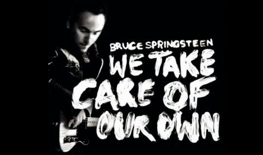 brucespringsteennewsingle