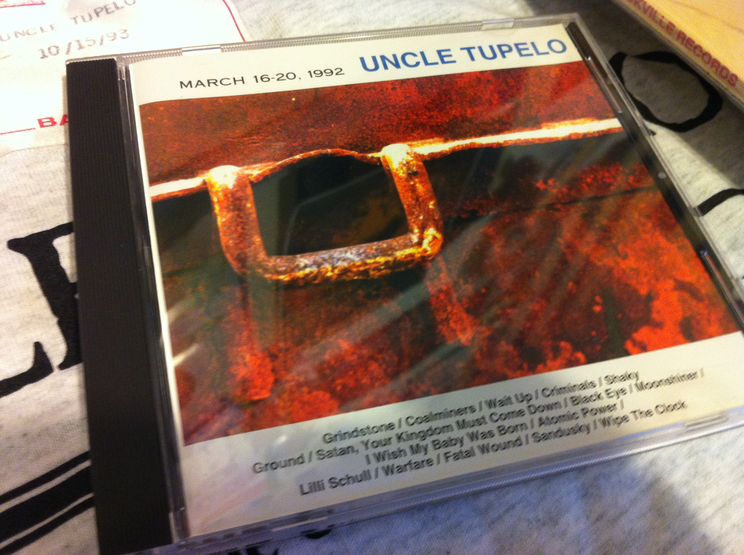 Uncle Tupelo - March CD