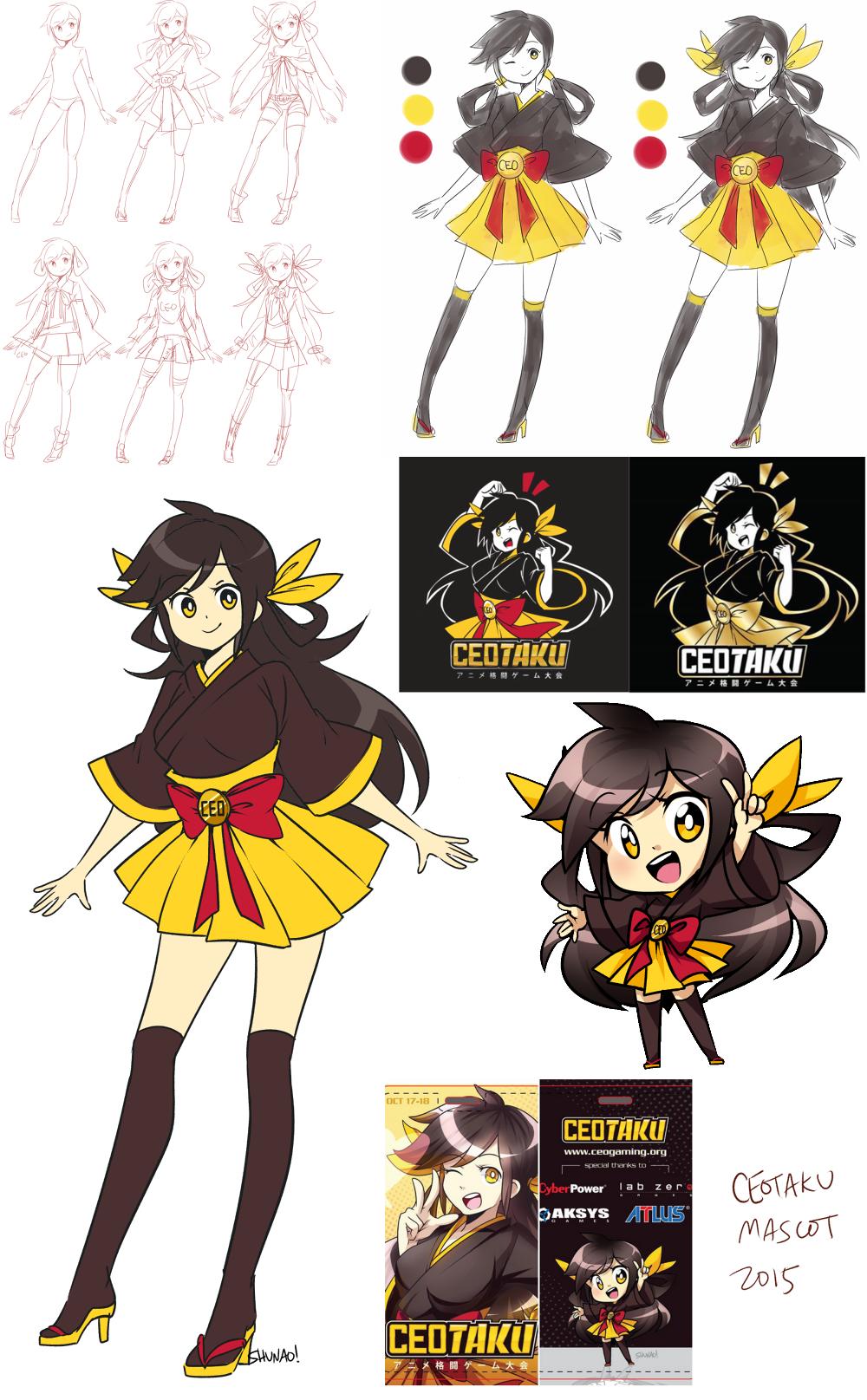 CEOtaku's Mascot, Shiyo