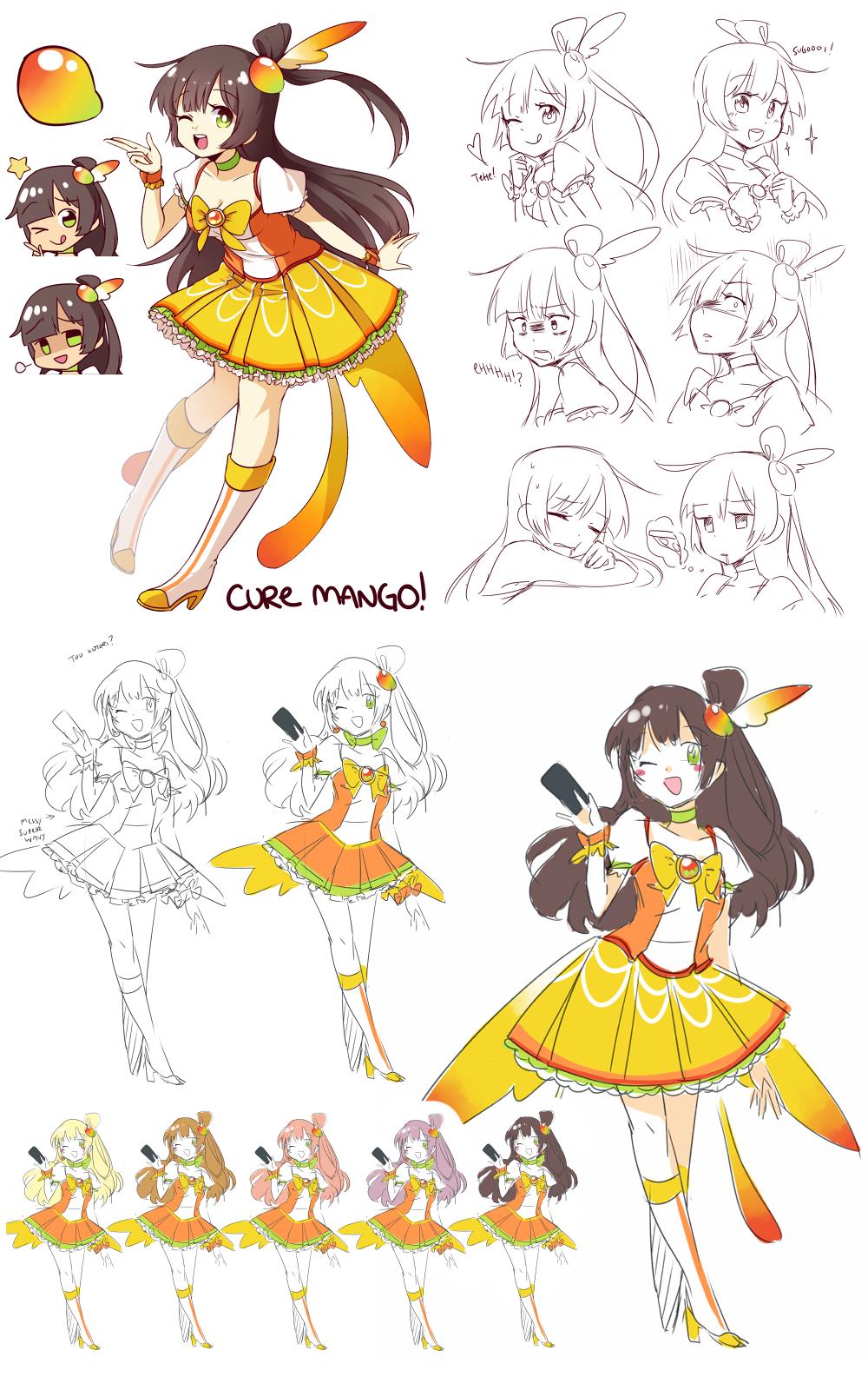 Cure Mango